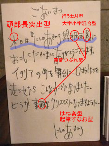 西野亮廣さんの筆跡診断