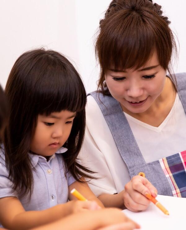 子供の筆跡診断